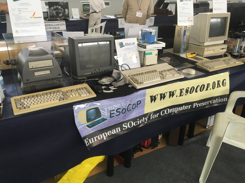 The European Society for Computer Preservation